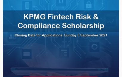 ACOI and PAT Fintech partner with KPMG to launch the 'KPMG Fintech Risk and Compliance Scholarship'